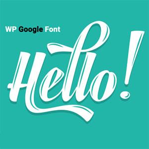 WP-Google-Font-webamooz