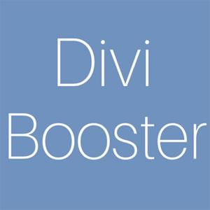 دانلود افزونه دیوی بوستر divi-booster رایگان