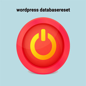 wordpress-database-reset
