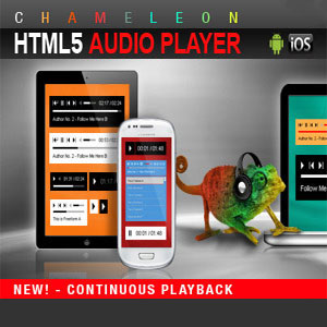HTML5-Audio-Player