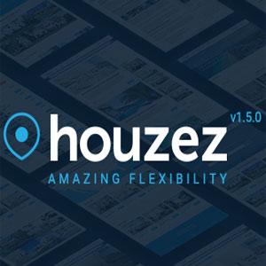 دانلود رایگان قالب املاک Houzez وردپرس