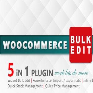 دانلود رایگان افزونه PW WooCommerce Bulk Edit Pro